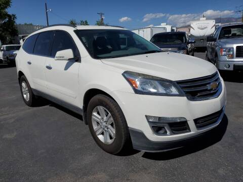 2014 Chevrolet Traverse for sale at DPM Motorcars in Albuquerque NM