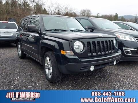 2016 Jeep Patriot for sale at Jeff D'Ambrosio Auto Group in Downingtown PA