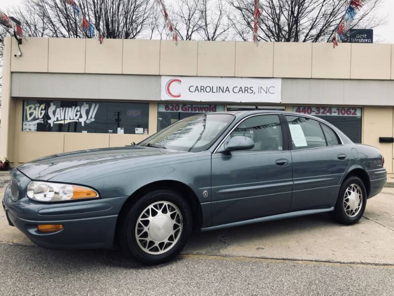 2000 Buick LeSabre for sale at Carolina Cars, Inc. in Elyria OH