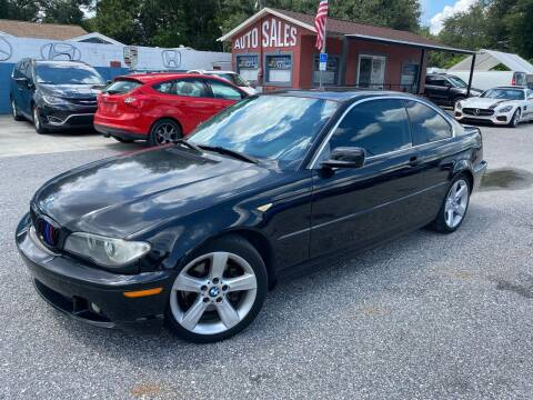 2006 BMW 3 Series for sale at CHECK AUTO, INC. in Tampa FL