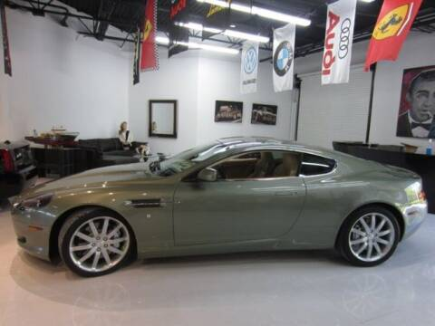 2006 Aston Martin DB9 for sale at Classic Car Deals in Cadillac MI