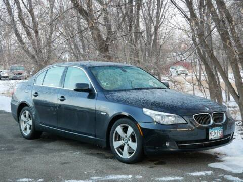 2008 BMW 5 Series for sale at Park Place Motor Cars in Rochester MN