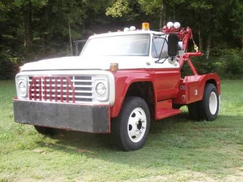 1974 Ford F-600 for sale at Classic Car Deals in Cadillac MI