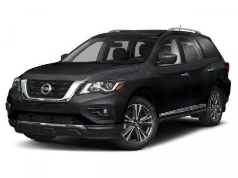 2018 Nissan Pathfinder for sale at BEAMAN TOYOTA in Nashville TN