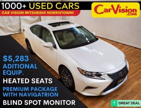 2017 Lexus ES 350 for sale at Car Vision Buying Center in Norristown PA