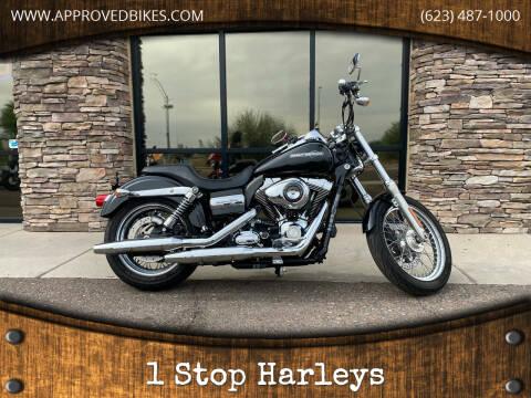 2013 Harley-Davidson Dyna Super Glide for sale at 1 Stop Harleys in Peoria AZ