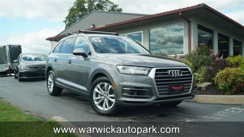 2018 Audi Q7 for sale at WARWICK AUTOPARK LLC in Lititz PA