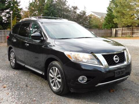 2015 Nissan Pathfinder for sale at Prize Auto in Alexandria VA