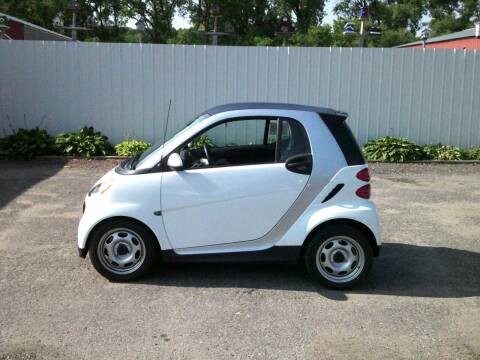 2013 Smart fortwo for sale at Chaddock Auto Sales in Rochester MN