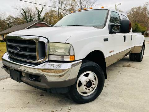 2004 Ford F-350 Super Duty for sale at Cobb Luxury Cars in Marietta GA