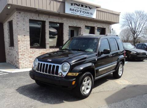 2007 Jeep Liberty for sale at Indy Star Motors in Indianapolis IN