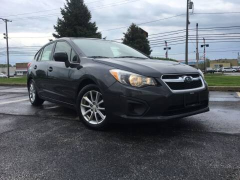 2012 Subaru Impreza for sale at JT AUTO in Parma OH