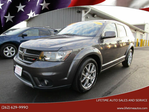 2015 Dodge Journey for sale at Lifetime Auto Sales and Service in West Bend WI