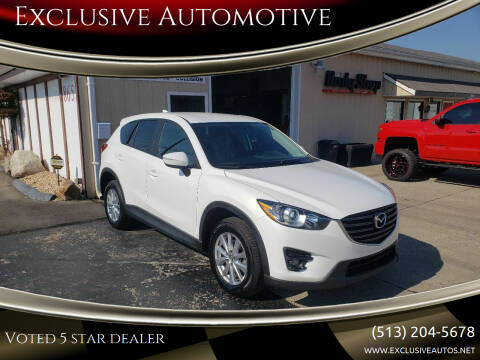 2016 Mazda CX-5 for sale at Exclusive Automotive in West Chester OH