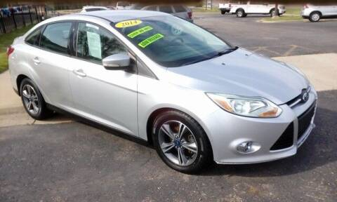 2014 Ford Focus for sale at Jim Clark Auto World in Topeka KS