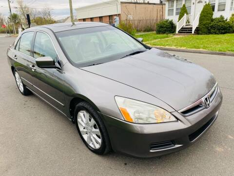 2006 Honda Accord for sale at Kensington Family Auto in Kensington CT