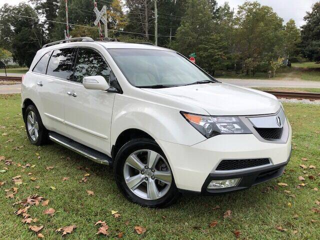 2010 Acura MDX for sale at Automotive Experts Sales in Statham GA