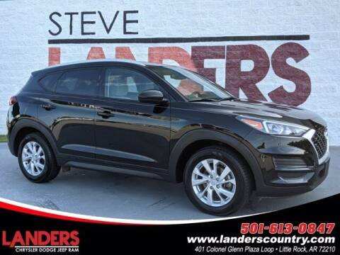 2019 Hyundai Tucson for sale at The Car Guy powered by Landers CDJR in Little Rock AR