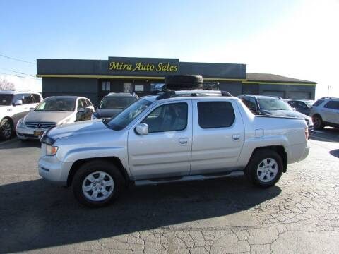 2006 Honda Ridgeline for sale at MIRA AUTO SALES in Cincinnati OH