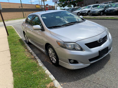2010 Toyota Corolla for sale at Big T's Auto Sales in Belleville NJ