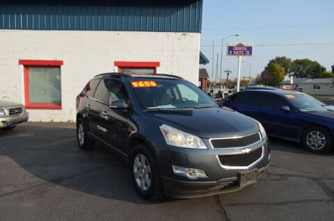 2011 Chevrolet Traverse for sale at CARGILL U DRIVE USED CARS in Twin Falls ID