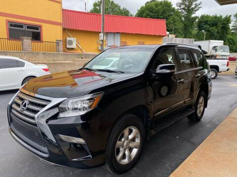 2014 Lexus GX 460 for sale at Viewmont Auto Sales in Hickory NC