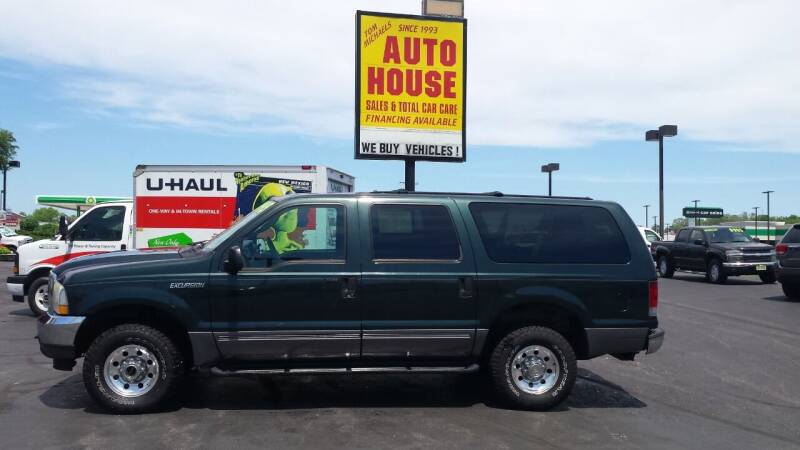2004 Ford Excursion for sale at AUTO HOUSE WAUKESHA in Waukesha WI