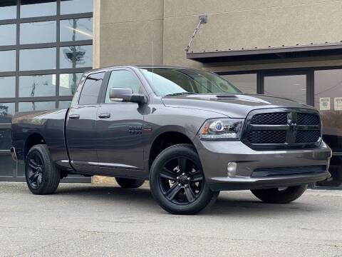 2017 RAM Ram Pickup 1500 for sale at Unlimited Auto Sales in Salt Lake City UT