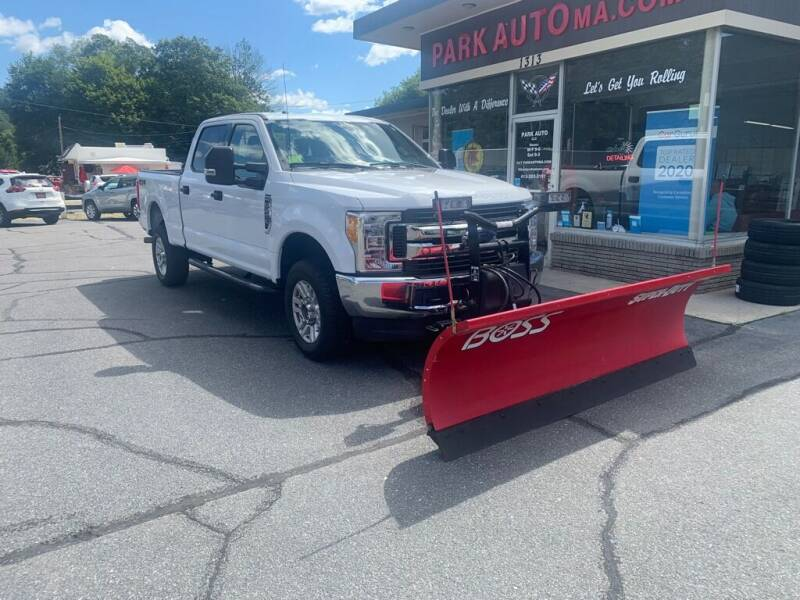 2017 Ford F-250 Super Duty for sale at Park Auto LLC in Palmer MA