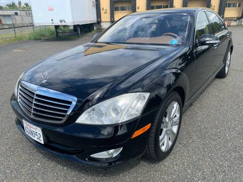 2009 Mercedes-Benz S-Class for sale at South Tacoma Motors Inc in Tacoma WA