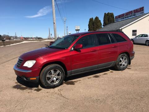 2007 Chrysler Pacifica for sale at BLAESER AUTO LLC in Chippewa Falls WI