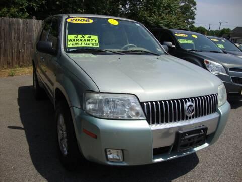 2006 Mercury Mariner for sale at Easy Ride Auto Sales Inc in Chester VA