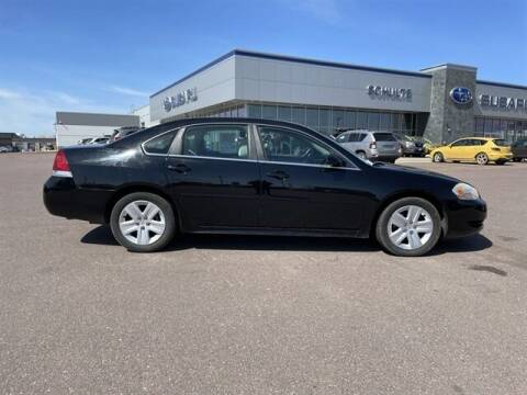 2011 Chevrolet Impala for sale at Schulte Subaru in Sioux Falls SD