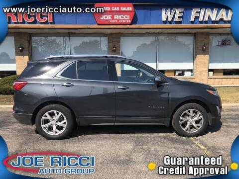 2018 Chevrolet Equinox for sale at Mr Intellectual Cars in Shelby Township MI