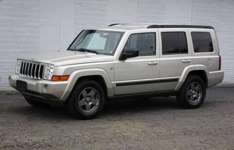 2008 Jeep Commander for sale at Kohmann Motors & Mowers in Minerva OH