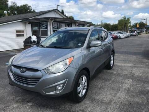 2013 Hyundai Tucson for sale at Denny's Auto Sales in Fort Myers FL