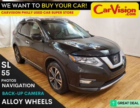 2017 Nissan Rogue for sale at Car Vision Mitsubishi Norristown - Car Vision Philly Used Car SuperStore in Philadelphia PA