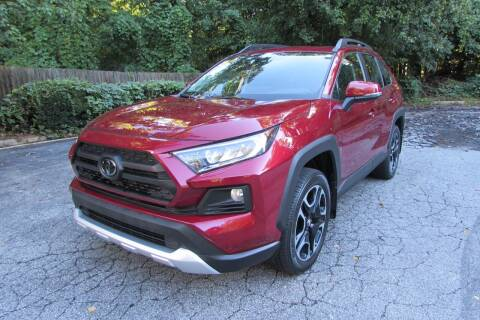 2019 Toyota RAV4 for sale at AUTO FOCUS in Greensboro NC