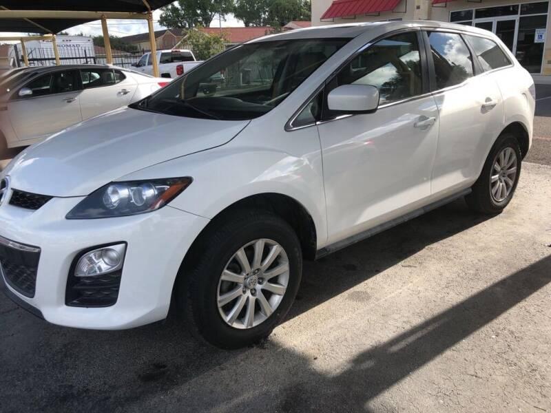 2012 Mazda CX-7 for sale at Gold Star Motors Inc. in San Antonio TX