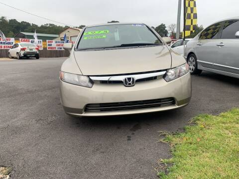 2006 Honda Civic for sale at Cars for Less in Phenix City AL