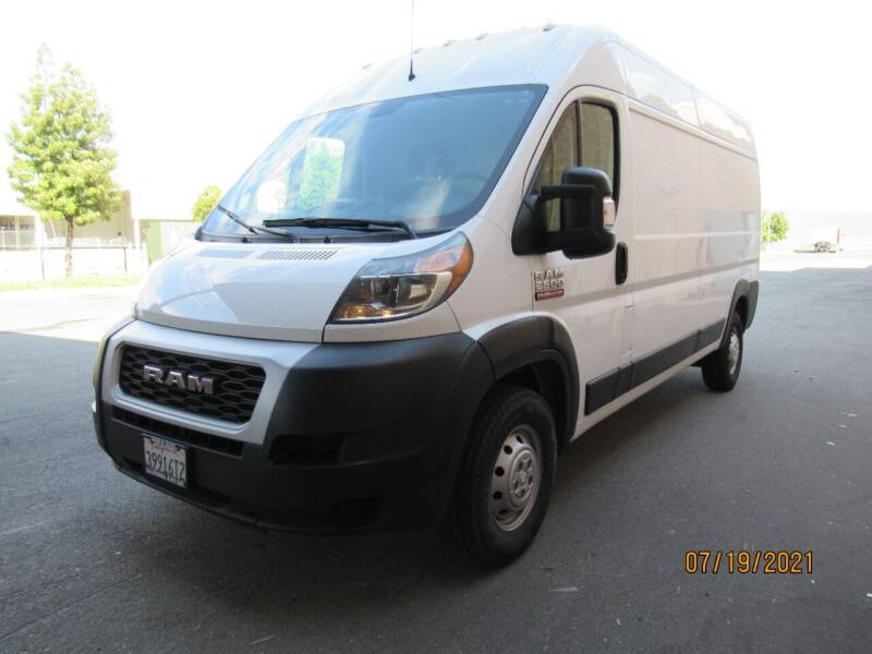 2019 RAM ProMaster Cargo for sale at California Auto Enterprises in San Jose CA