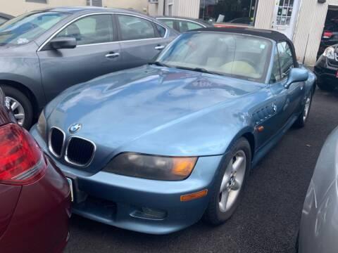 1997 BMW Z3 for sale at Park Avenue Auto Lot Inc in Linden NJ
