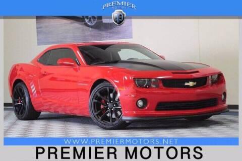 2013 Chevrolet Camaro for sale at Premier Motors in Hayward CA