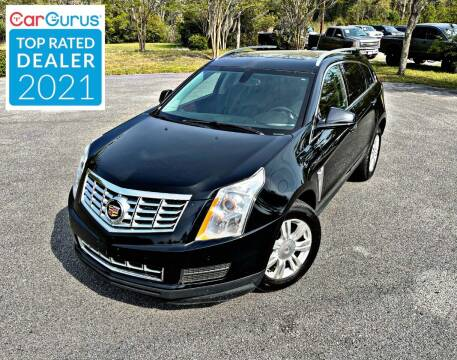 2016 Cadillac SRX for sale at Brothers Auto Sales of Conway in Conway SC