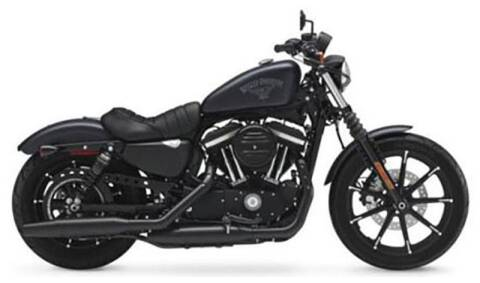 2017 Harley-Davidson Iron 883™ for sale at Powersports of Palm Beach in Hollywood FL