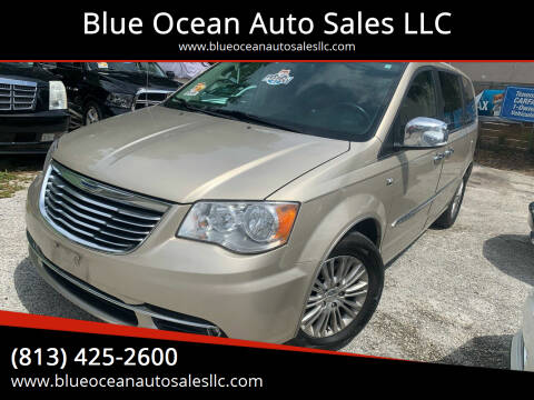 2014 Chrysler Town and Country for sale at Blue Ocean Auto Sales LLC in Tampa FL