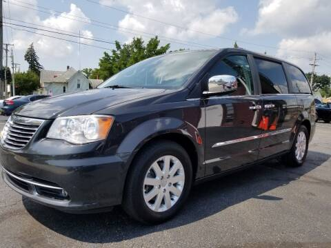 2012 Chrysler Town and Country for sale at DALE'S AUTO INC in Mount Clemens MI