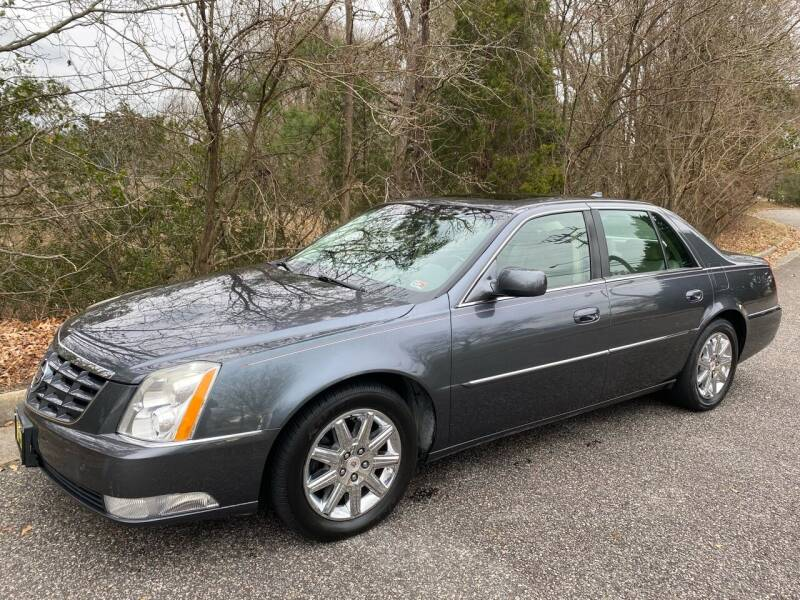 2010 Cadillac DTS for sale at Coastal Auto Sports in Chesapeake VA