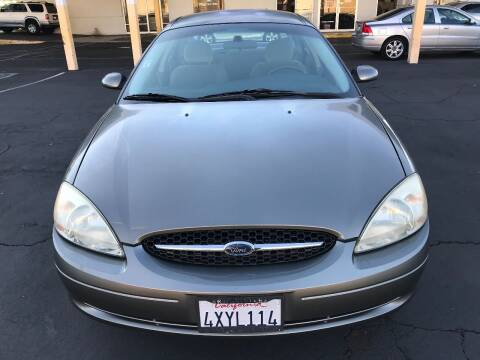 2002 Ford Taurus for sale at Auto Outlet Sac LLC in Sacramento CA