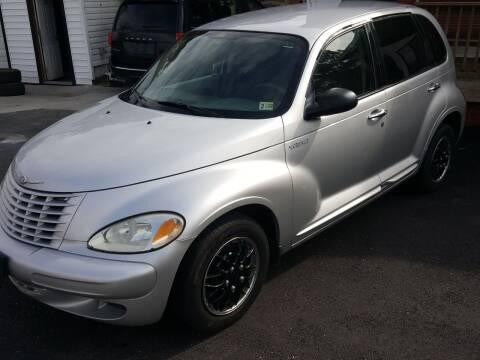 2004 Chrysler PT Cruiser for sale at Premier Auto Sales Inc. in Newport News VA